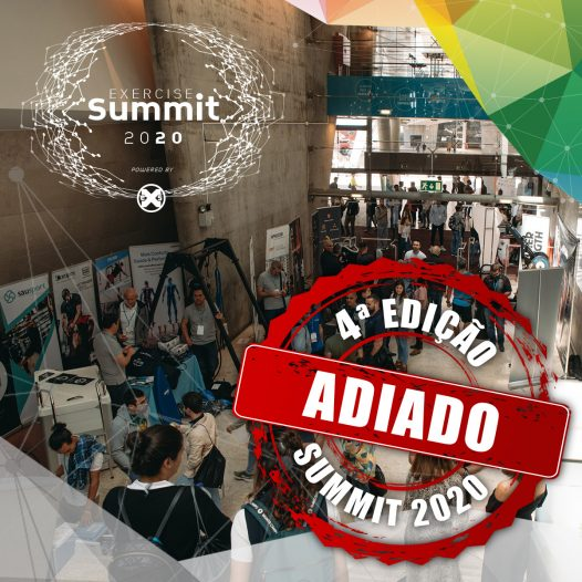 Adiamento da 4ª Edição do Exercise Summit