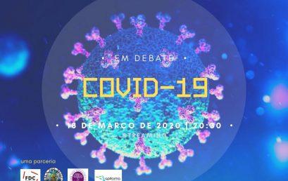 A Verdade dos Factos: COVID-19 | Debate em streaming