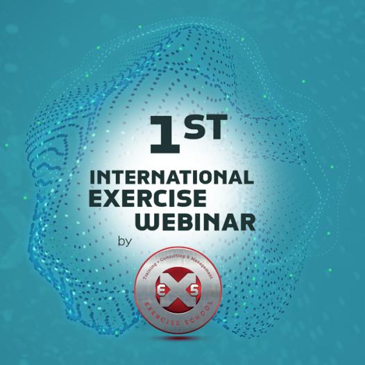 1st International Exercise Webinar