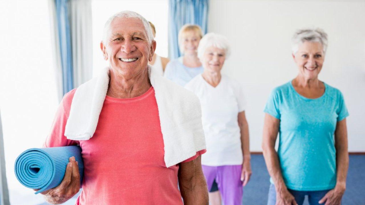 Longevidade Salutar e Exercício Físico por Rui Fortuna